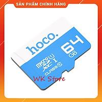 Thẻ nhớ Hoco 64Gb Class 10 tốc độ cao - hàng chính hãng