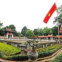 City Tour Hà Nội 01 Ngày: Lăng Bác - Hoàng Thành Thăng Long - Văn Miếu - Chùa Trấn Quốc - Hồ Hoàn Kiếm, Khởi Hành Hàng Ngày