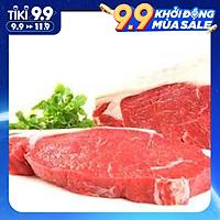 [Chỉ bán HCM] - Thịt Thăn Ngoại Bò Úc - AUST Beef Striploin - 500gram