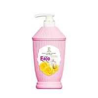 Sữa Tắm Ecoco Vitamin E 400 nước hoa Charming Pháp 1600g
