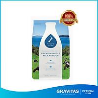 Sữa Bột Tách Béo Và Nguyên Kem Cao Cấp Taupo Pure Premium Skim Milk Powder 1KG
