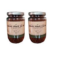 2 hũ ruốc nấm chay Bông Sen Xanh (200g)