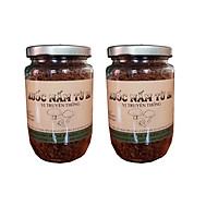 Combo 2 hũ ruốc nấm chay Bông Sen Xanh (100g)