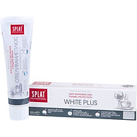 Kem Đánh Răng Splat White Plus Professional Series (100ml)