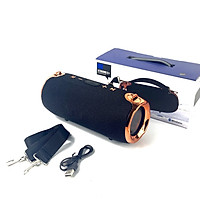 Loa bluetooth không dây nghe nhạc  Xtreme 5 siêu bass vỏ chống thấm nước có dây đeo, âm thanh chân thực, âm bass rõ nét, hỗ trợ kết nối USB, thẻ nhớ TF, AUX 3.5mm, nhiều màu sắc - Hàng chính hãng