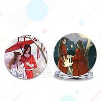 Gương Thiên quan tứ phúc anime chibi gương bỏ túi cầm tay 2 mặt dễ thương tiện lợi quà tặng độc đáo