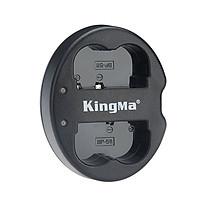 Sạc đôi Kingma cho pin PB - 511A - hành chính hãng