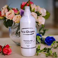Sửa rữa mặt cao cấp chuyên dùng cho Spa Acu-Derma