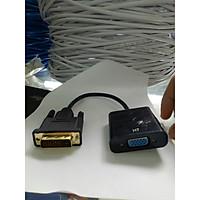 Cáp chuyển đổi DVI-D - VGA
