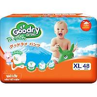 Tã Quần Goodry Jumbo XL48 (12-17kg)