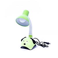 Đèn làm việc và học thiết kế hình động vật ngộ nghĩnh, công suất tối đa 40W, tiết kiệm điện, chống cận để bàn đa chức năng SD986G