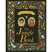 Sách Search and Find The Jungle Book : A Rudyard Kipling Search and Find Book