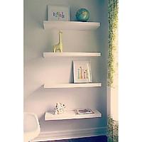 Kệ gỗ treo tường 4 thanh ngang 1,2m x sâu 20cm ( chọn màu )