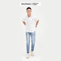 Quần jean nam GUMAC QJNB787 wash