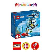Đồ chơi LEGO City Trực Thăng Truy Bắt Trên Biển 60275