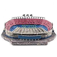 Mô hình thép 3D tự ráp sân Nou Camp màu