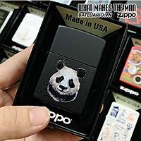 Bật Lửa Zippo 218 Panda Bear Design