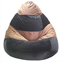 Ghế lười hạt xốp hình Giọt nước GH-GINU-PHON
