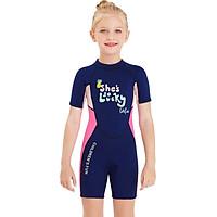 Bộ bơi, lặn Wetsuit giữ nhiệt chống lạnh cho bé (3-12 tuổi)