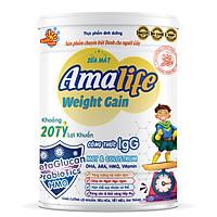 Sữa bột Amalife Weight Gain dành cho người gầy, tăng cân hiệu quả SUNBABY- 900G AMABTH2020