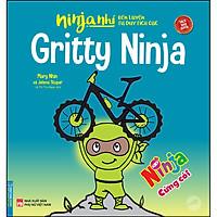 Ninja Nhí - Rèn Luyện Tư Duy Tích Cực - Ninja Cứng Cỏi (Song Ngữ)