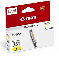 Hộp mực Canon CLI -781 Yellow dùng cho máy in canon TS9170,TS707, TS9570 - Hàng Chính Hãng