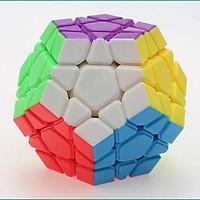 Đồ Chơi Rubik Megaminx Biến Thể 12 Mặt Xoay Trơn