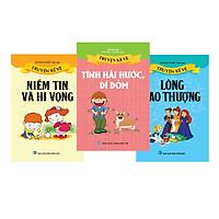 Sách thiếu nhi - Combo Truyện kể cho bé 1