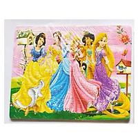 1 Tranh ghép Puzzle 56-100 mảnh Mã 002