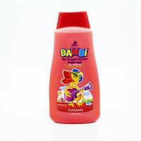 Sữa tắm Bambi hương dâu dành cho trẻ em 500ml