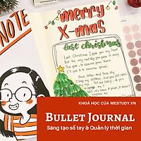 WeStudy - Khóa học sáng tạo sổ tay bằng Bullet Journal