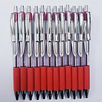 Bút bi đỏ Quantum Touch 500 - 0.7 (2 Cây)