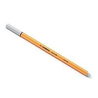 Bút kim màu Stabilo Point 88 - 0.4mm - Xám nhạt (88/94)
