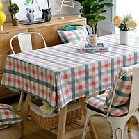 Khăn trải bàn KBCC21 MARYTEXCO chất liệu vải canvas cao cấp , họa tiết caro thanh lịch trẻ trung phù hợp với những không gian cao cấp, đem lại nét đẹp tinh tế cho căn phòng