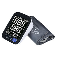 U82NH Automatic Upper-arm Blood Pressure Monitor Digital Blood Pressure Meter with Large Cuff Fits 8.7-inch to 16.5-inch
