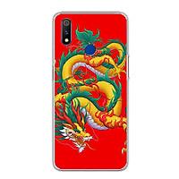 Ốp điện thoại Realme 3 Pro - 0093 DRAGON09 - Silicon dẻo - Hàng Chính Hãng