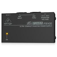 Behringer PS400 Micropower Phantom Power Supply-Hàng Chính Hãng