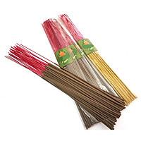 10 gói Nhang sạch thảo mộc mùi Thuốc Bắc - dài 38 cm
