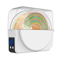 Hộp máy sấy sợi Aibecy có thể điều chỉnh nhiệt độ 35-55℃ với chức năng hẹn giờ hiển thị LCD 2 inch cho máy in 3D