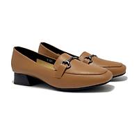 Giày cao gót ZAHAN 2cm, mũi vuông khóa, CGZAT151