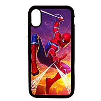Ốp lưng cho iPhone X siêu nhân 202 - Hàng chính hãng