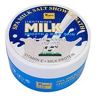 Muối tắm tẩy da chết cao cấp Sữa bò Yoko Thái lan Gold Spa Milk Salt (380g/hộp)