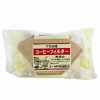 Bộ giấy lọc cà phê 100 cái Hanamasa Nhật Bản