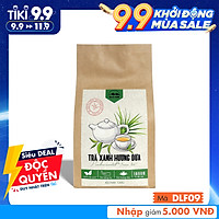 Trà Xanh Hương Dứa DalatFarm - Túi 150Gr