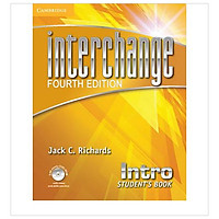 Interchange Intro Student's Book with Self-Study
