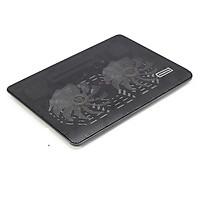 Đế Tản Nhiệt Laptop 2 quạt N139 Màu Đen