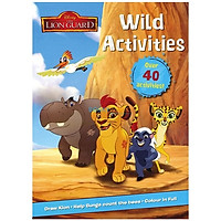 The Lion Guard Wild Activities