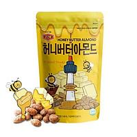 Hạnh nhân Hàn Quốc chính thống Murgerbon vị bơ mật ong - 200g