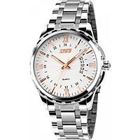 Đồng hồ nam dây hợp kim chống gỉ Skmei 9069