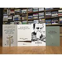 Combo 4 tuyển tập thơ hay nhất: Lưu Quang Vũ - Xuân Quỳnh - Czeslaw Milosz - Wislawa Szymborska